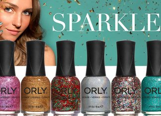 Orly Sparkle Holiday Collection 2014 Smalti Tonalità