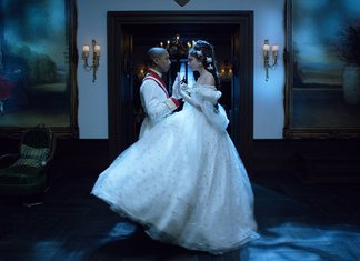 Reincarnation Corto Chanel Movie Film Karl Lagerfeld Pharell Williams Cara Delevingne