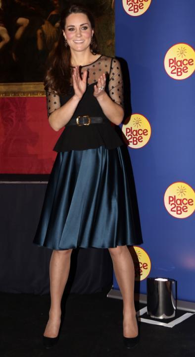 Top Low Cost Kate Middletion Pioggia Critiche Duchessa Cambridge