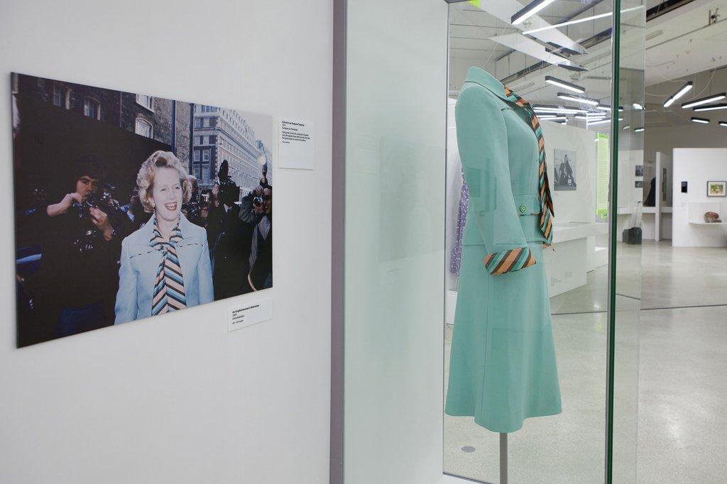 Women Fashion Power Mostra Carriera Lavoro Donne Successo Famose
