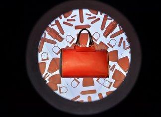 Furla Uomo Modular Bag Pitti Immagine 87 Borsa Viaggio 24 Ore Firenze