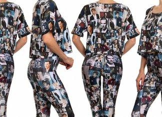 Cumberbitch Collezione Cumberbatch Leggings Abbigliamento 2014