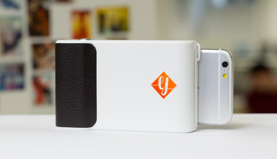 Cover Prynt, l'accessorio che trasforma le foto digitali in polaroid 30 secondi