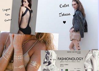Fashionology AltaRomaAltaModa 2015 Glamour Couture Tatuaggi Tattoo Evento