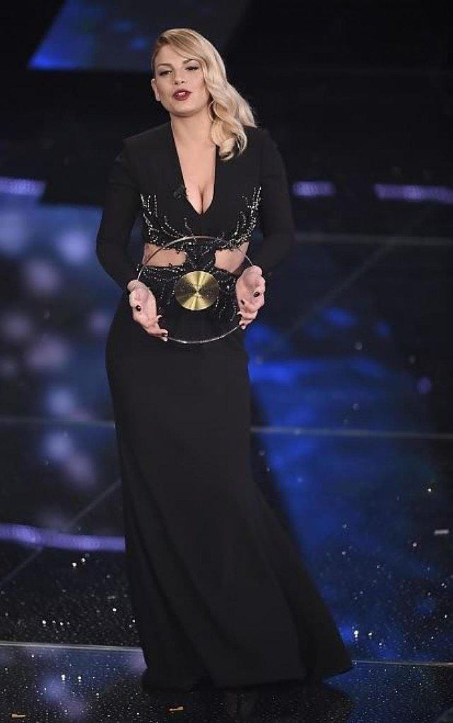 Francesco Scognamiglio Sogna Parigi Emma Marrone Parigi Collezione Sanremo 2015