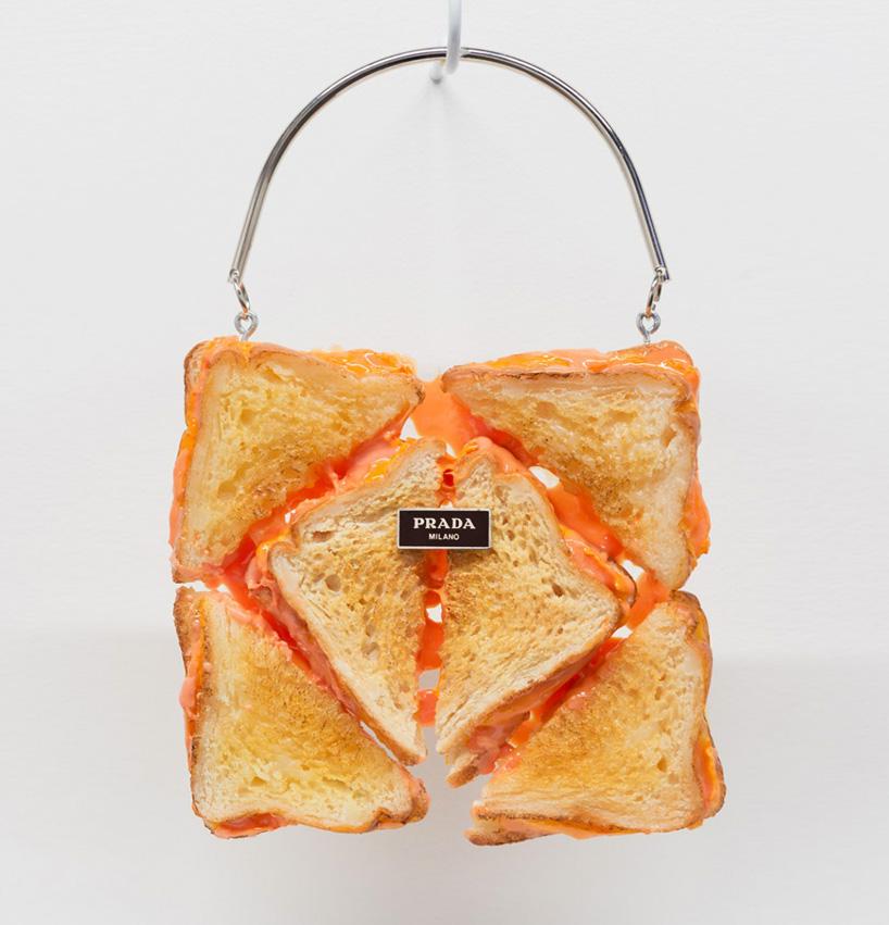 Bread bags, le borse ispirate all'american breakfast Chloe Wise
