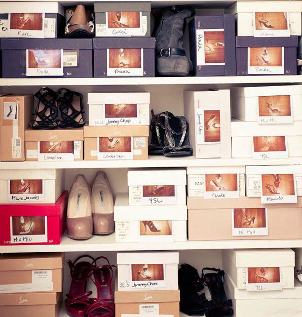 Cambio di stagione 5 consigli per il vostro armadio mode - Cabina armadio per scarpe ...