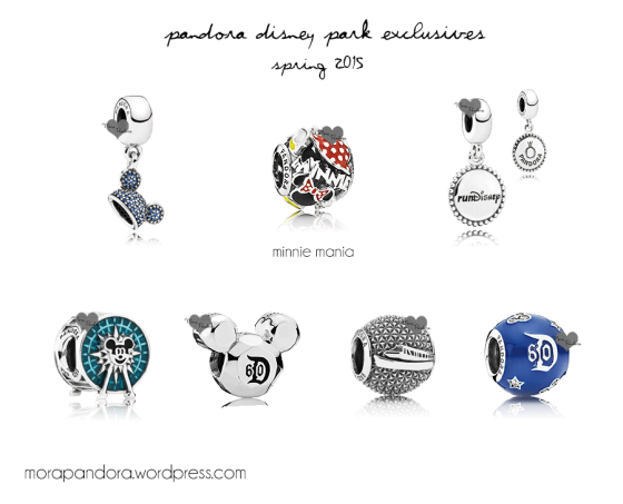 Disney e Pandora, una collezione da vere principesse Minnie Topolino