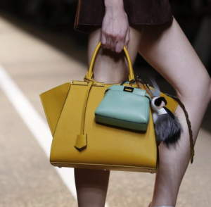 Fendi Micro Mini Bag Tutto Esaurito Sold Out Giornata Italia