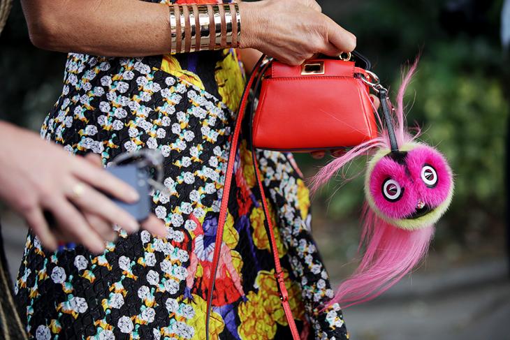 Fendi Micro Mini Bag Tutto Esaurito Sold Out Giornata