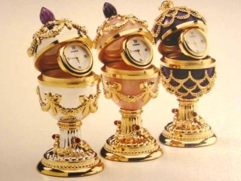 Frutta Cioccolato Uova Pasqua Ispirazione Fabergé Noberasco Tendenza 2015