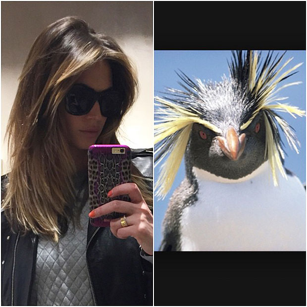 Melissa Satta Cambio Look GoCoppola Hairstylist