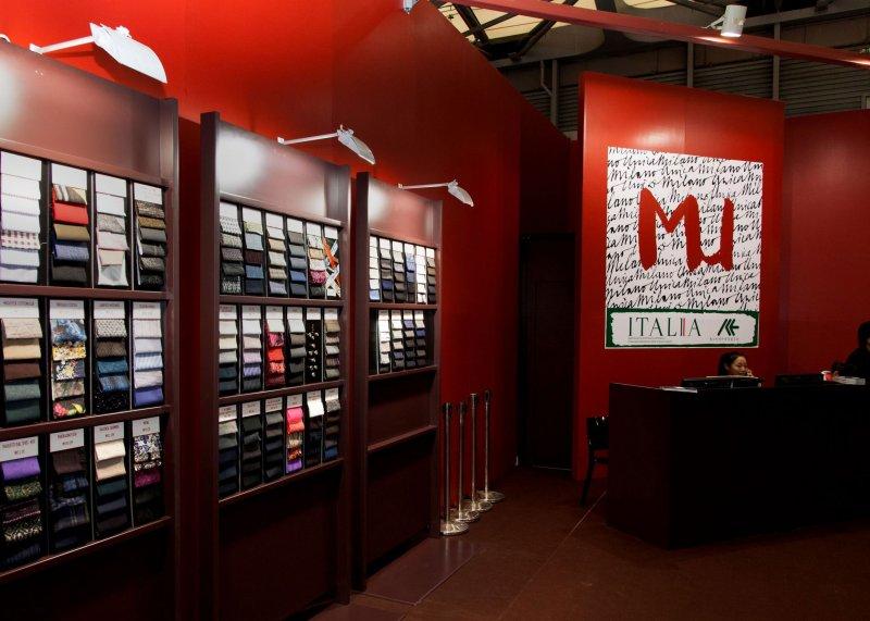 Milano Unica New York Esposizione Luglio 2015 Abbigliamento Italia Accessori