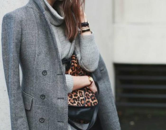 Tendenze Grigio Outfit Composit Grey 50 Sfumature Collage Trend Accessori Abbigliamento Gioielli 2015