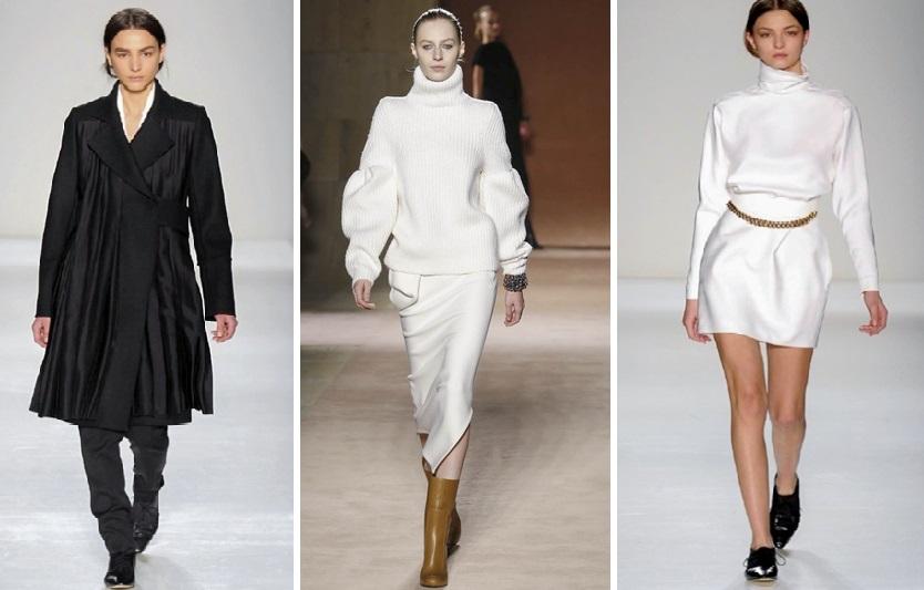 Victoria-Beckham-sfilata-autunno-inverno-2015-black-white