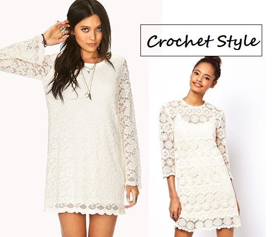 crochet-dress-style