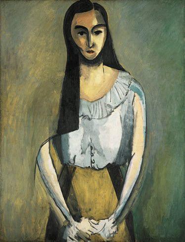 """Henri Matisse, """"L'italiana"""", 1916"""