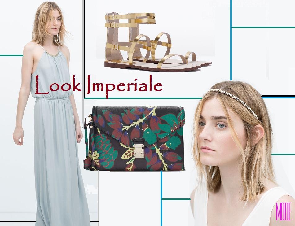 natale di roma moda look imperiale