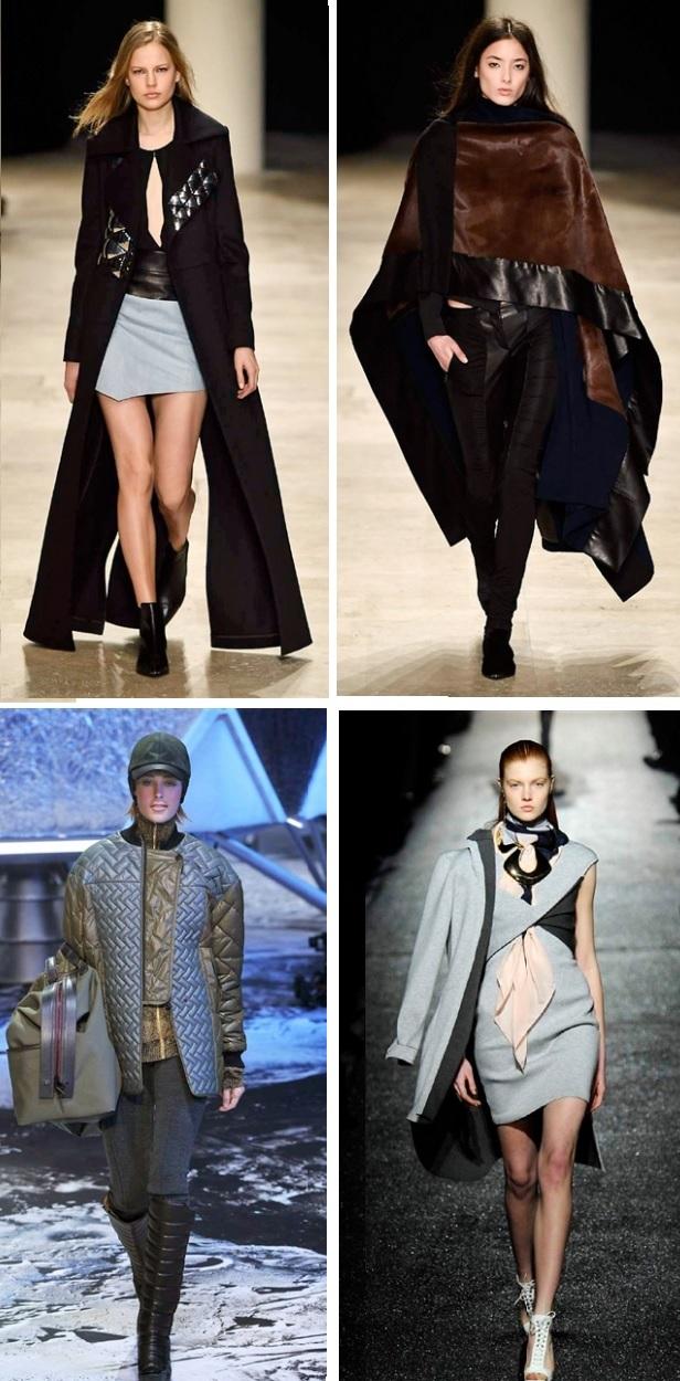 paris fashion week 2015 cappotti