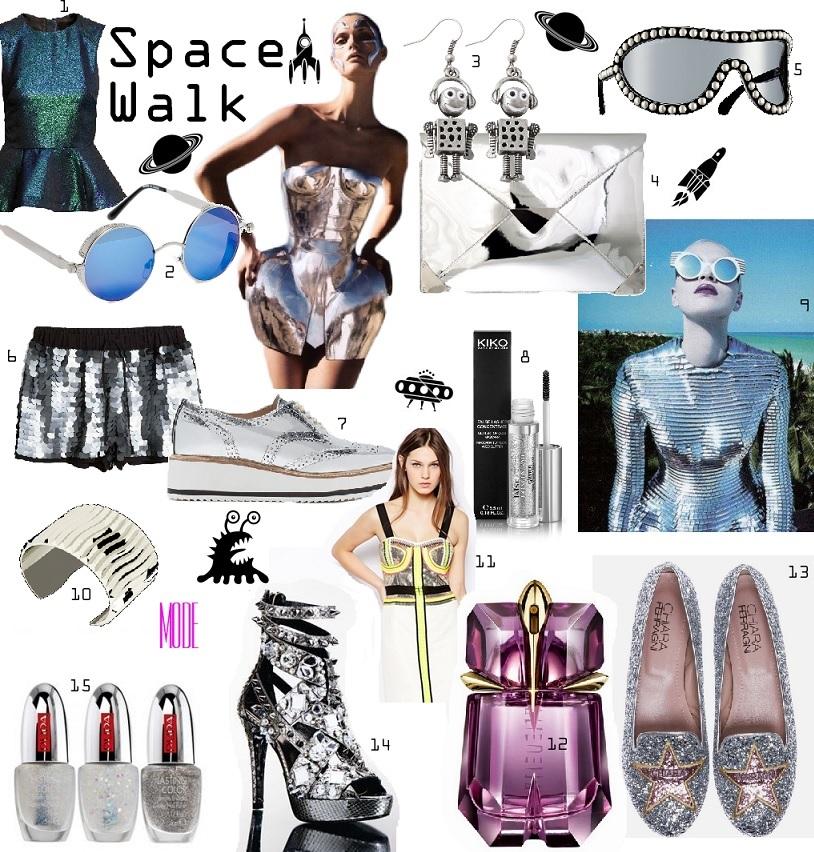 passeggiata spaziale moda