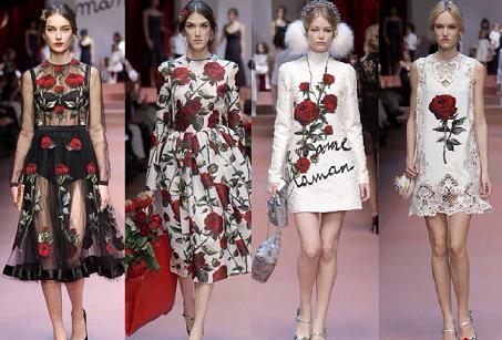 Dolce e Gabbana MWF 2015