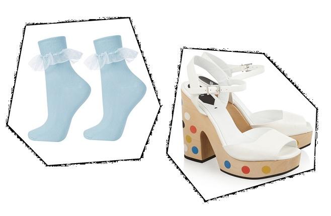 sandali e calze 2