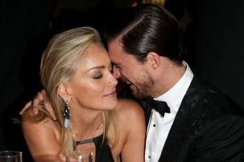 Sharon Stone e il fidanzato