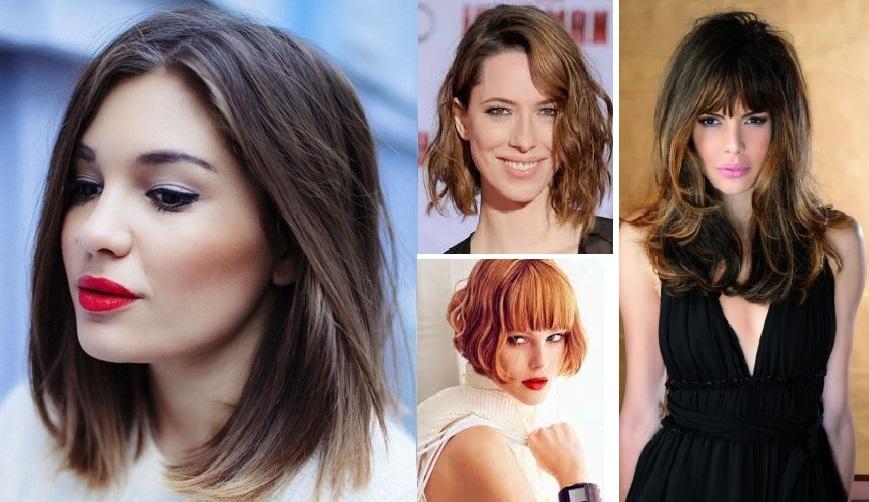 Colore capelli taglio medio