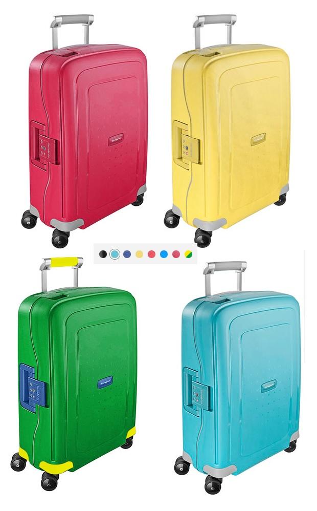 valigia samsonite