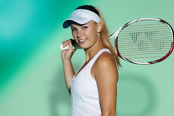 Caroline Wozniacki-tennista