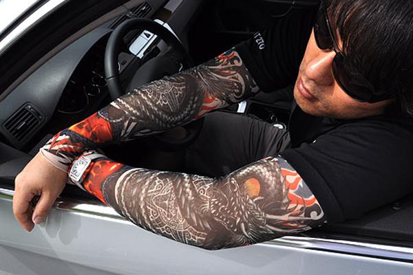 Fake Sleeve Tattoo Finte Maniche Tattoo Uomo Donna