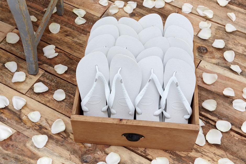 funzionario di vendita caldo consegna veloce Sconto del 60% Havaianas Wedding, le infradito da matrimonio - Mode