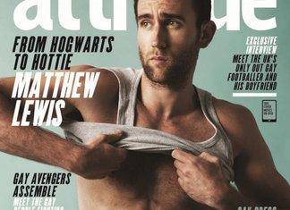 Matthews Lewis Attitude Sexy Neville Paciock Harry Potter Modello