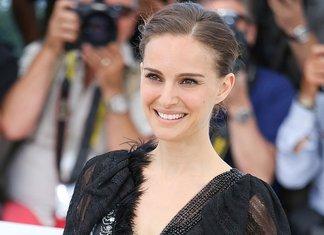 Natalie Portman Underwear Cannes 2015