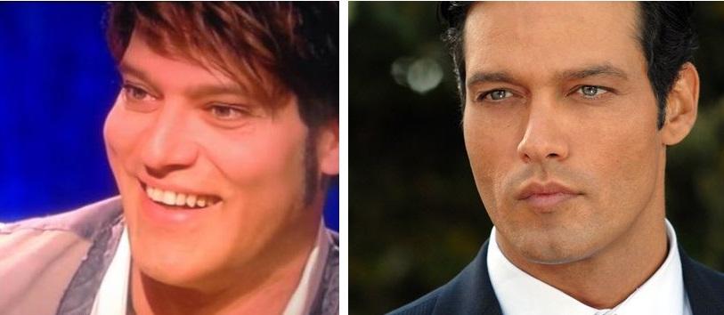 Gabriel garko: prima e dopo