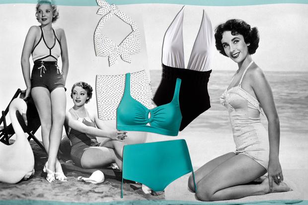 Costumi Da Bagno Vintage Roma : Costumi da bagno da la perla a moschino i modelli da sogno