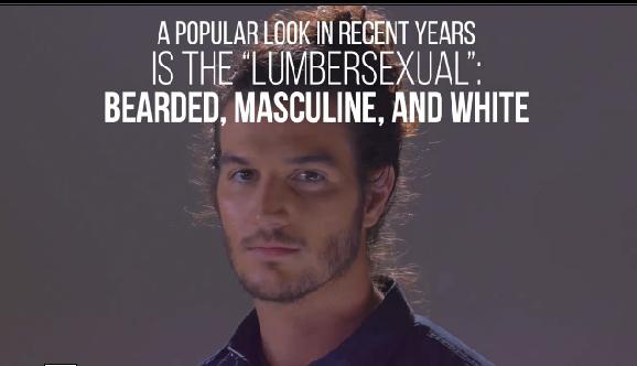 Barbuto, muscoloso, pelle bianca: è lui l'uomo ideale negli USA