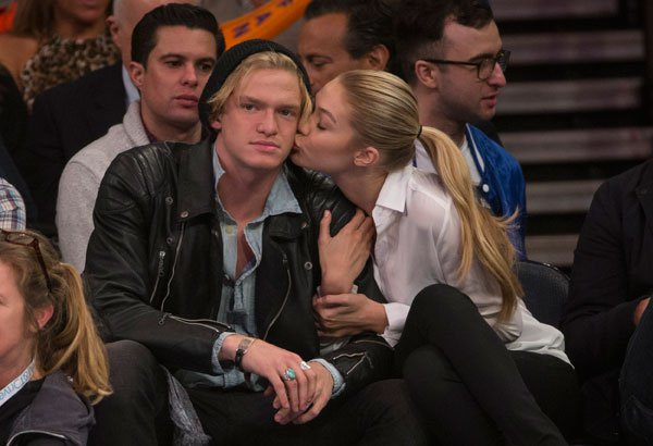 Cody Simpson e Gigi Hadid