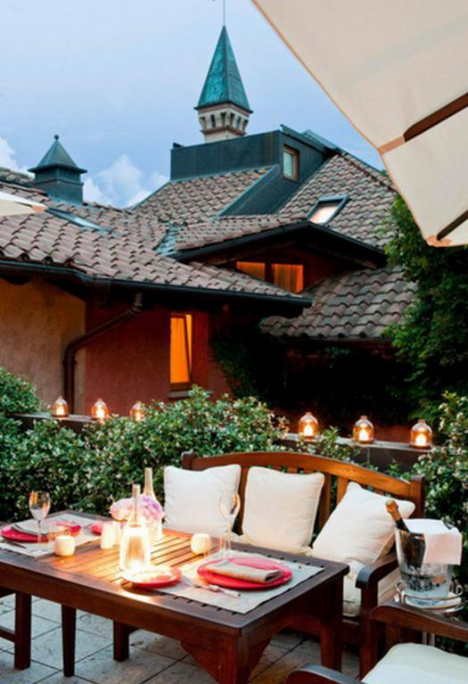 Hotel L'albereta