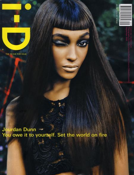 I-D Jourdan Dunn 2008