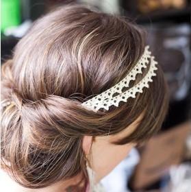 headband merletto