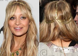 headband orientale