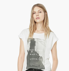 maglietta stampata