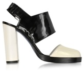 scarpe bicolor