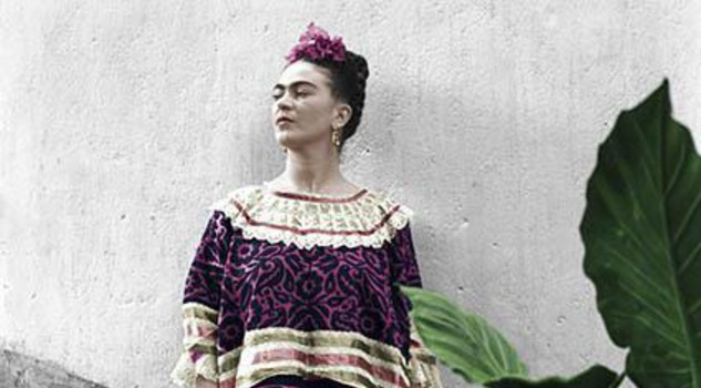 frida kahlo 110 anni dalla nascita ritratti di stile di un 39 icona popolare mode. Black Bedroom Furniture Sets. Home Design Ideas