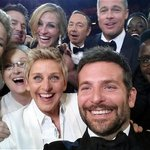 Celebrities Vip Ugly Selfie Moda Challenge 2014 Sfida Foto Scatti Hollywood