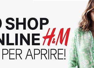 H&M Shopping Online Italia Catena Abbigliamento Accessori Low Cost 2014