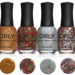 Orly Sparkle Holiday Collection 2014 Smalti Colori