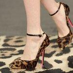 Scarpe Animalier Stampa Pitonato Maculato Zebrato Safari Walk 2014 Sneakers