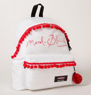 Zaino Chanel Effetto Used Graffiti Karl Lagerfeld Collezione Accessori Carpisa Accessorize Pied de Poule EcoPelliccia Tendenza 2014